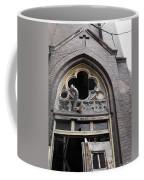 Ruin Courtyard Entrance Coffee Mug