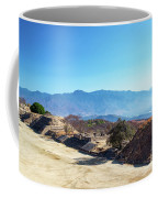 Ruins And Hills Coffee Mug