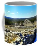 Ruins Of Gran Quivira  Coffee Mug