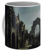Ruins Of Holyrood Chapel Coffee Mug