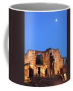Ruins Of San Nicolas De Bari Hospital Coffee Mug