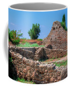 Ruins Of The Ancient City Of Side Coffee Mug