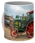 Rumley Oil Pull Tractor Coffee Mug