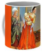 Rumpelstiltskin 021 Paulozelinsky Sqs Paul O Zelinsky Coffee Mug