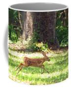 Run Bambi Run Coffee Mug