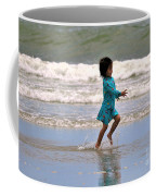 Run Splash Play Coffee Mug