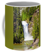 Running Eagle Falls Coffee Mug