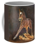Running Foal Coffee Mug