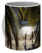 Running In The Light Coffee Mug