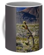 Running Man, Death Valley Coffee Mug