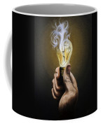 Running Out Of Ideas Coffee Mug