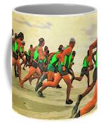 Running Start Coffee Mug