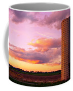 Rural Boulder County Sunset Coffee Mug