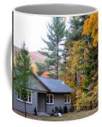 Rural Colorful Autumn Landscape 3 Coffee Mug