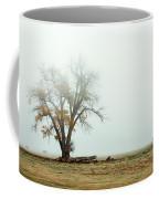 Rural Pasture And Tree Coffee Mug