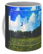 Rural Water Tower Unconventional Coffee Mug
