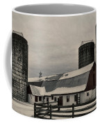 Rural Winter Coffee Mug