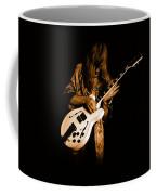 Rush 77 #15 Enhanced In Amber Coffee Mug