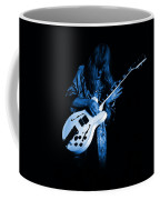 Rush 77 #15 Enhanced In Blue Coffee Mug