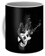 Rush 77 #17 Enhanced Bw Coffee Mug