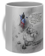 Rush Limbaugh After Obama  Coffee Mug by Ylli Haruni
