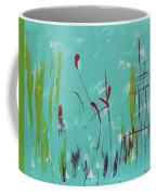 Rushes And Reeds Coffee Mug