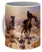 Russell Charles Marion At Rope S End Coffee Mug