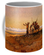 Russell Charles Marion Invocation To The Sun Coffee Mug