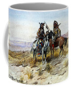 Russell Charles Marion On The Prowl Coffee Mug