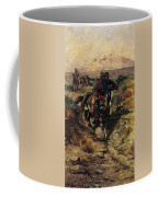 Russell Charles Marion The Scouting Party Coffee Mug