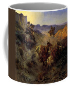 Russell Charles Marion The Slick Ear Coffee Mug