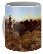 Russell Charles Marion The Surround Coffee Mug