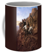 Russell: Danger Ahead Coffee Mug