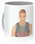 Russell Westbrook  Coffee Mug