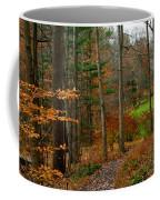 Russet Days Coffee Mug