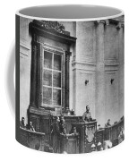 Russia: Revolution Of 1917 Coffee Mug