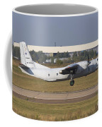 Russian Air Force An-26 Taking Coffee Mug