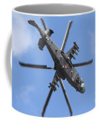 Russian Air Force Ka-52 Helicopter Coffee Mug