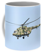 Russian Air Force Mi-171sh Helicopter Coffee Mug