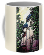Russian Church Coffee Mug