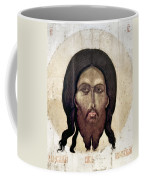 Russian Icon: The Savior Coffee Mug