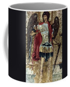 Russian Icons: Michael Coffee Mug