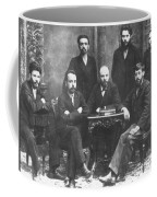 Russian Marxists, 1897 Coffee Mug