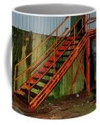 Rust And Mold Coffee Mug