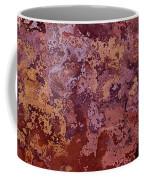 Rust Autumn Coffee Mug
