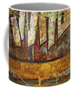 Rust Colors Coffee Mug by Carlos Caetano