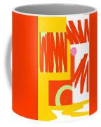Rust Gold 1 Coffee Mug