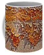 Rust On A Pipe Coffee Mug