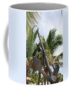 Rusted Anchor Coffee Mug