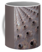 Rusted Pattern Coffee Mug